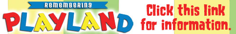 Playland Banner