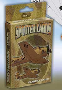 WW2 Spotter Playing Cards