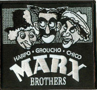 Marx Brothers Patch