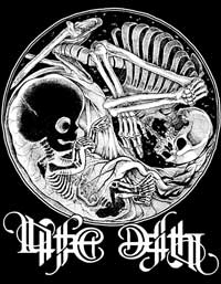 Life Death Yin Yang Sticker